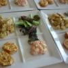 Recette Assiettes de Salades + Tartines de Poutargue (Entrée - Gastronomique)