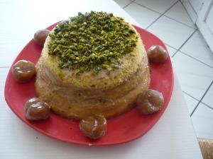 Aboukir (Entremet à la Crème de Marrons) - image 1