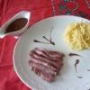 Recette Magrets de Canard (Sauce au Chocolat) (Plat principal - Gastronomique)