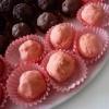 Recette Boules au Chocolat Orange et au Lait (Dessert - Gastronomique)
