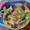 Recette Bricks de Langoustines (Entrée - Gastronomique)
