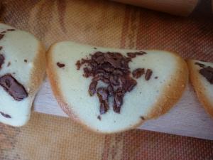 Tuiles aux Amandes et Chocolat - image 1