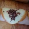 Recette Tuiles aux Amandes et Chocolat (Dessert - Enfants)