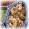 Recette Crevettes, Saumon, Linguines de Courgette, Avocat, Tomates (Plat complet - Entre amis)