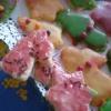 Recette Sablés Multicolores (à Suspendre ou pas) (Dessert - Enfants)