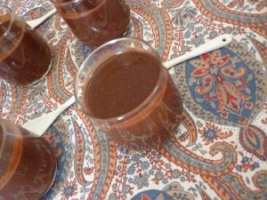Petits Pots de Chocolat et Epices - image 1