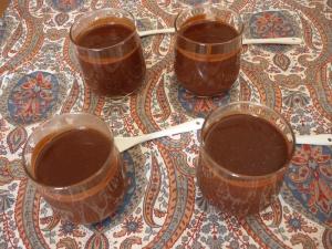 Petits Pots de Chocolat et Epices - image 4
