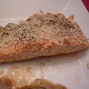 Filets de Saumon aux Sésame et Origan