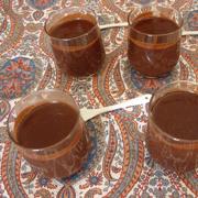 Petits Pots de Chocolat et Epices