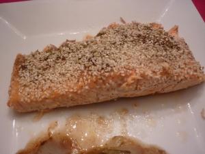 Filets de Saumon aux Sésame et Origan - image 2