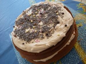 Gâteau au Chocolat au lait - image 1