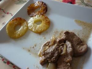 Filet Mignon de Porc à l'Ananas - image 2