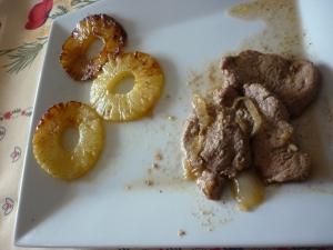 Filet Mignon de Porc à l'Ananas - image 3
