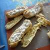 Recette Eclairs au Saumon Fumé (Entrée - Gastronomique)