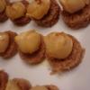 Recette Noix de Saint Jacques au Pain d'Epices (Apéritif - Gastronomique)