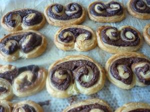 Palmiers au Nutella - image 1