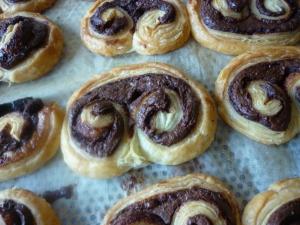 Palmiers au Nutella - image 2