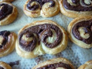 Palmiers au Nutella - image 3