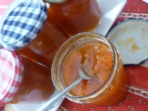 Confiture d'Abricots à la Vanille - image 1