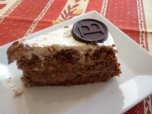 Gâteau de Chocolat à la Crème ( Schokosahne torte) - image 1