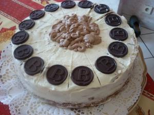 Gâteau de Chocolat à la Crème ( Schokosahne torte) - image 3