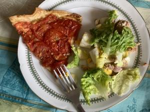 Tarte à la tomate légère - image 4